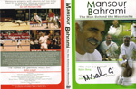 item 001: MANSOUR BAHRAMI: The Man Behind the Moustache