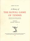 item 017: A History of the Royal Game of Tennis