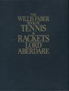 item 047: The Willis Faber Book of Tennis and Rackets